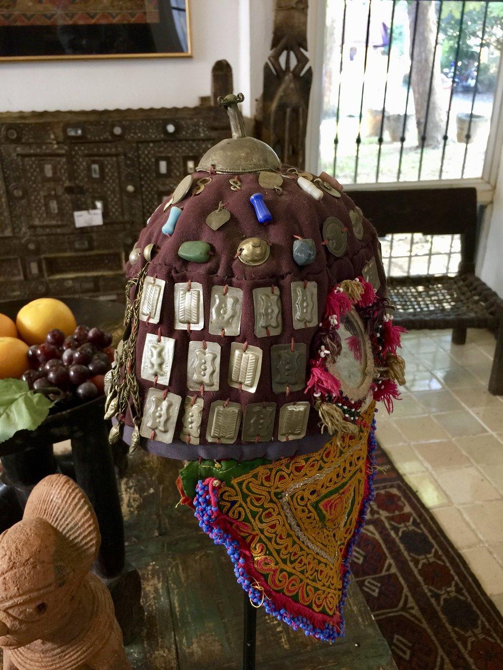 Turkmenistan Wedding Hat