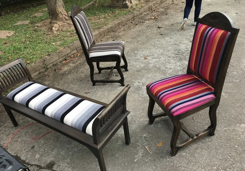 Assorted Upholstered Chairs