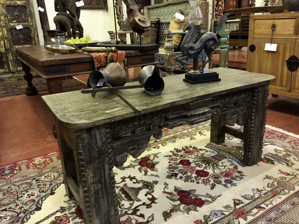 Madras Low Table