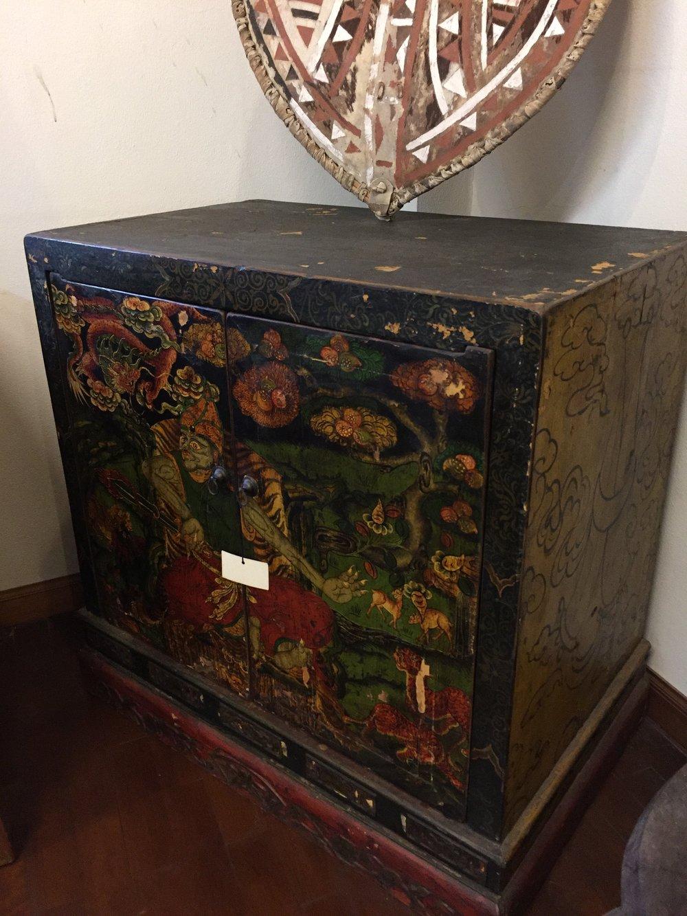 Cabinet - Tibet