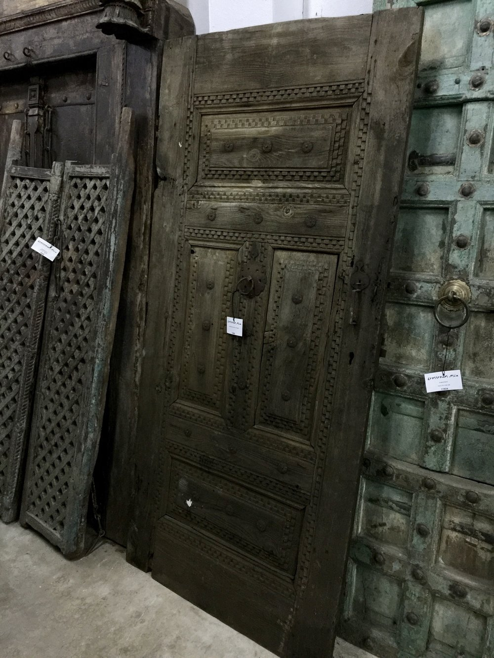 Anatolian/Black Sea Door--100 years