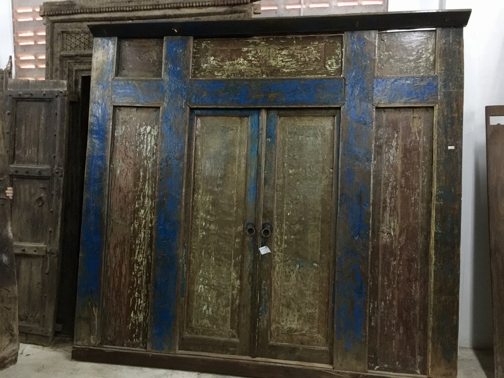 Java Door and Wall Frame