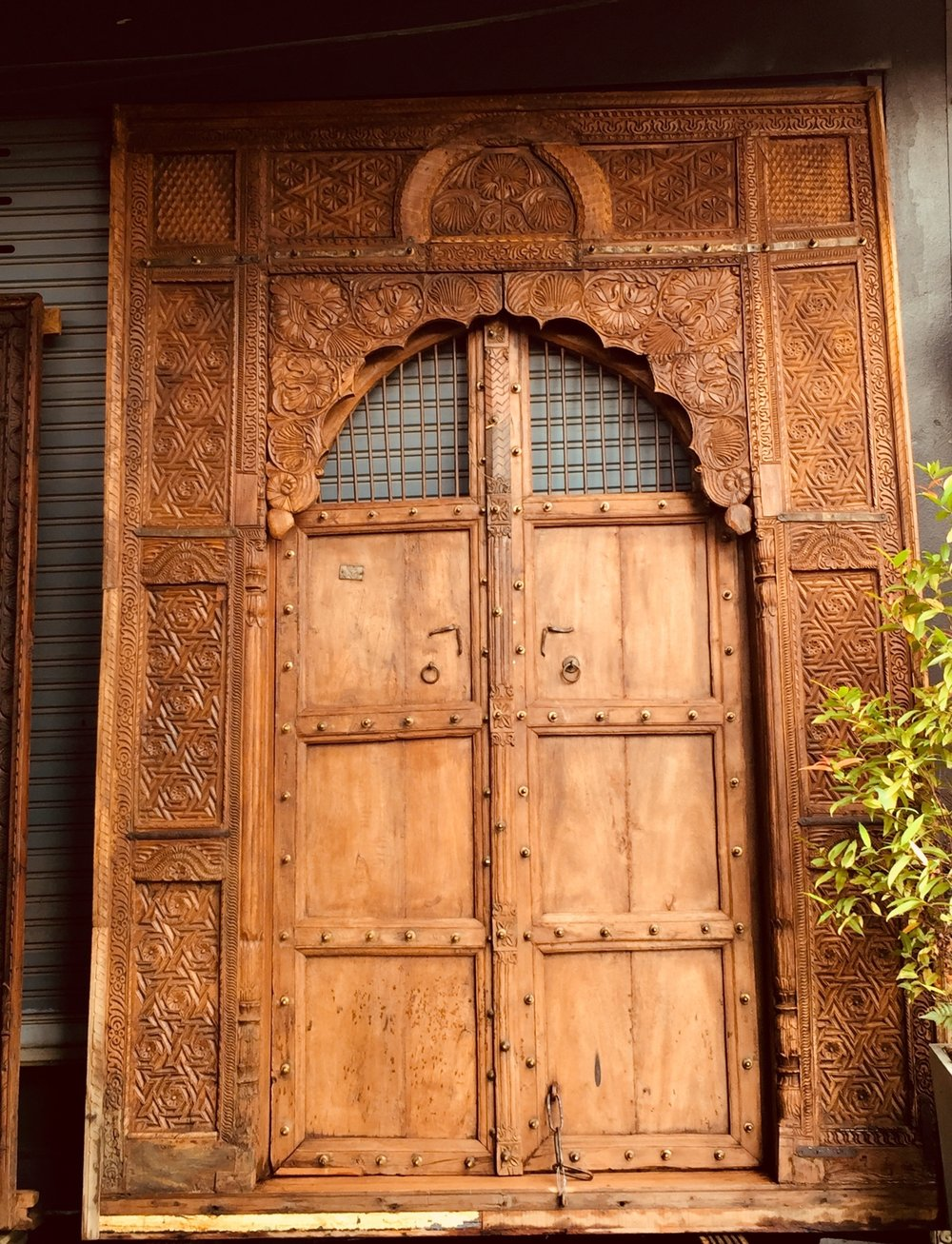 Madya Pradesh Door