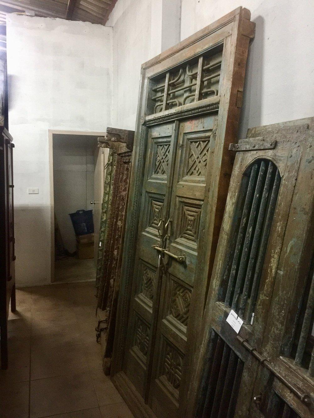 Upi Door