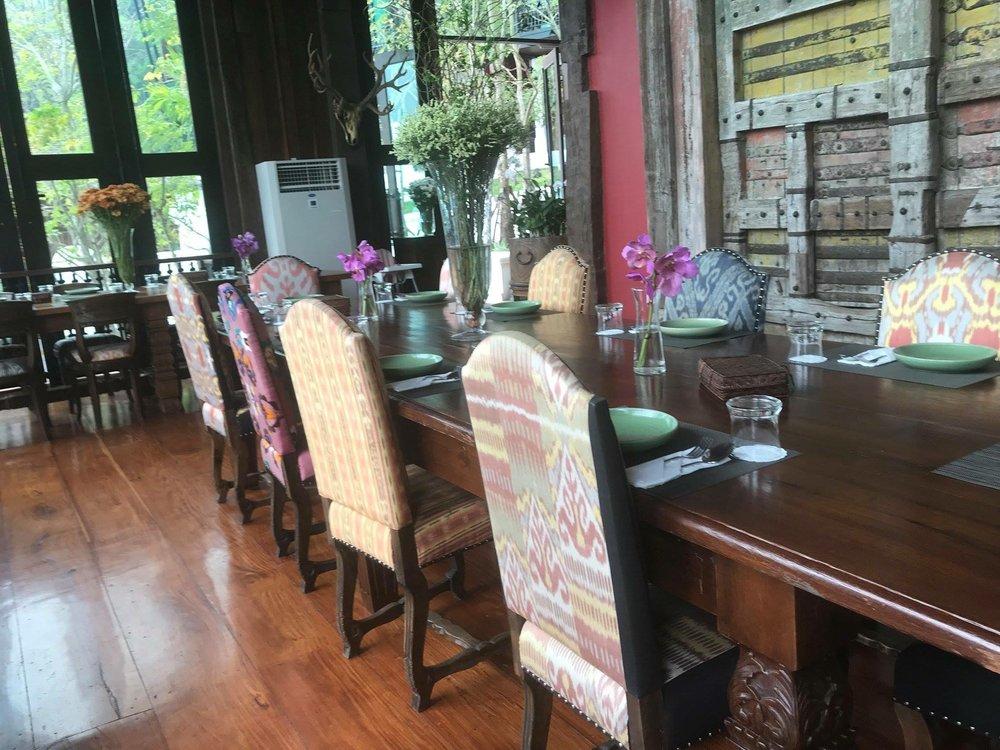 Cordoba Chair with Teak Wood Frame
