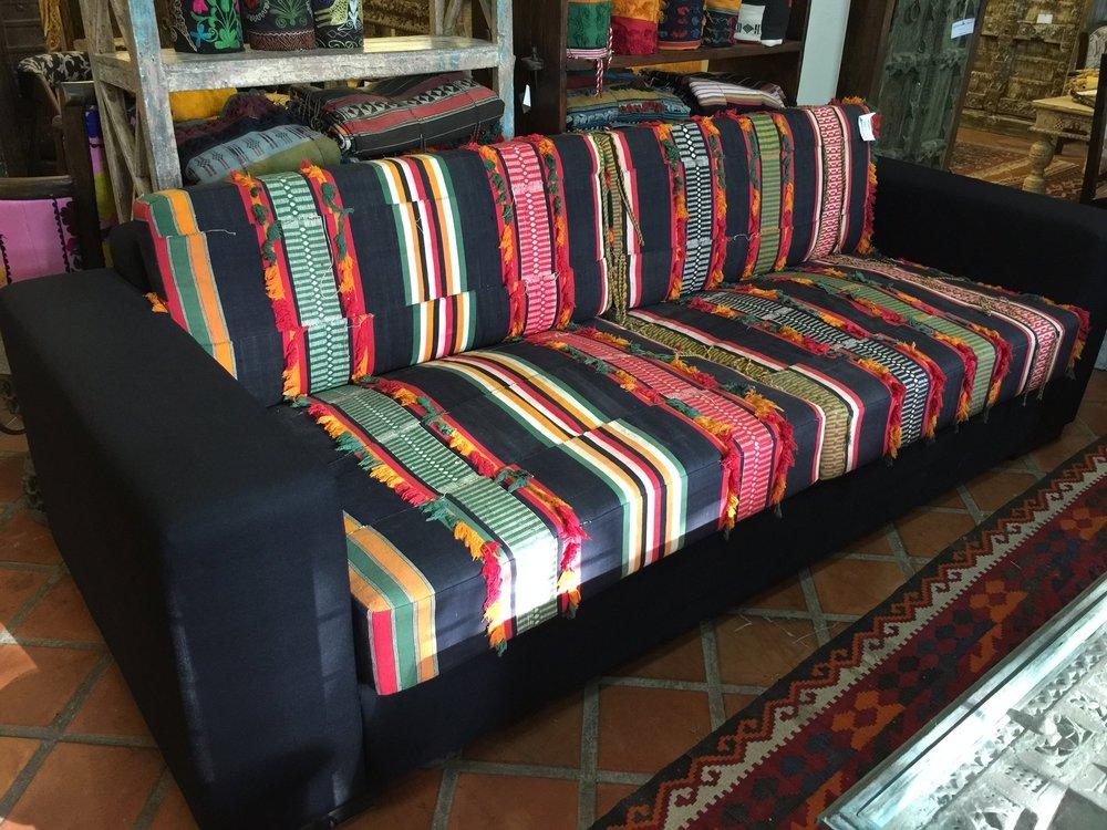 Flany-Blanket Sofa
