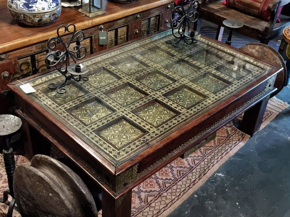 Chattisgarh Door Coffee Table