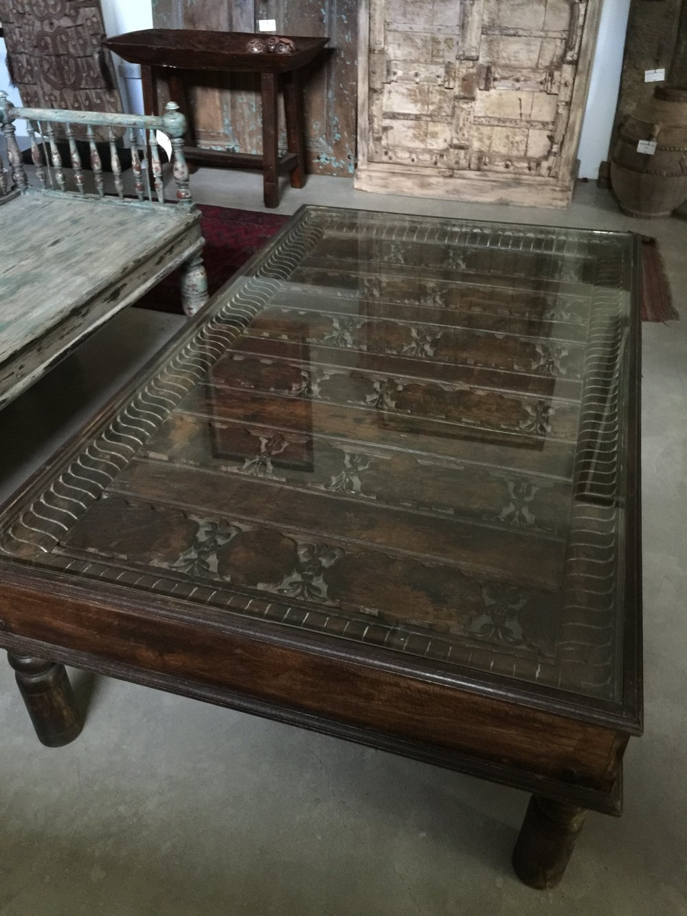 Gujarat Coffee Table 150 Years