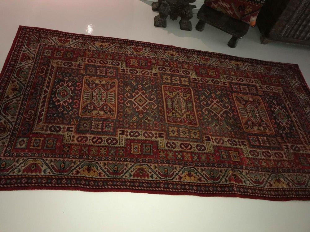 Kazakh Kilim (Sold)