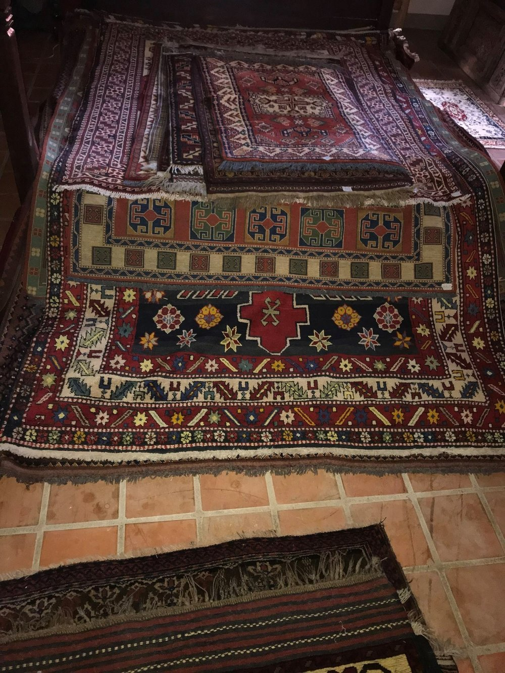 Assorted Kazakhstan Rugs