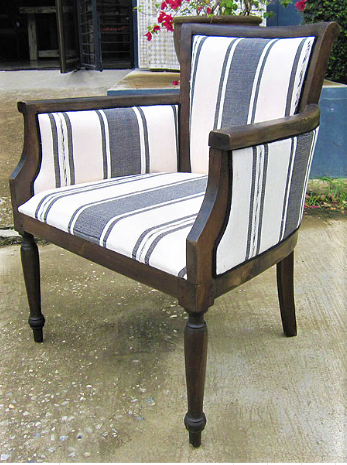 Florence Chair with Batania Cloth