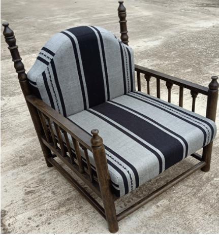 Chair with Batania Cloth