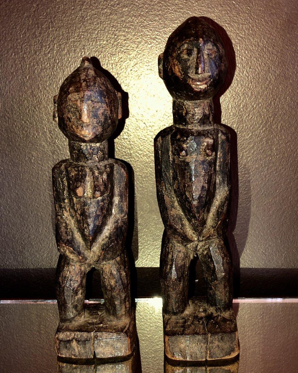 Statues -