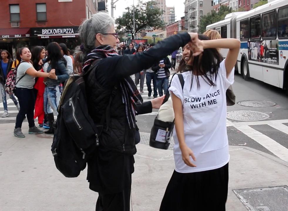 Slow Dance, 2014, video still