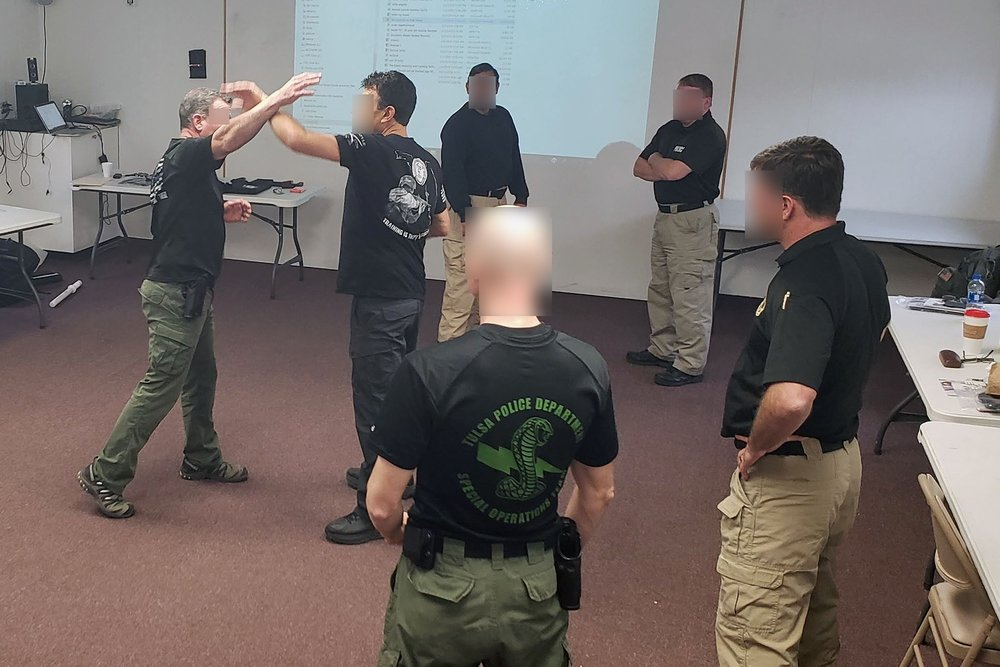 Law Enforcement Course - Response to Active Shooter - Tulsa, OK 03/2019