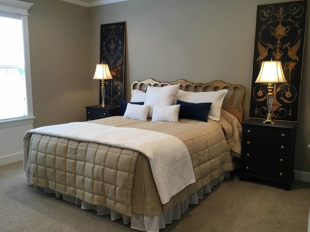 Staging Tulsa - Zarrow Pointe Villas Master Bed.jpg