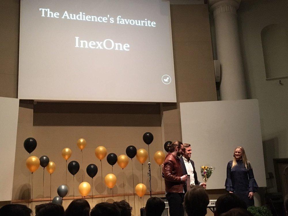 Inex One wins Audience award.jpg