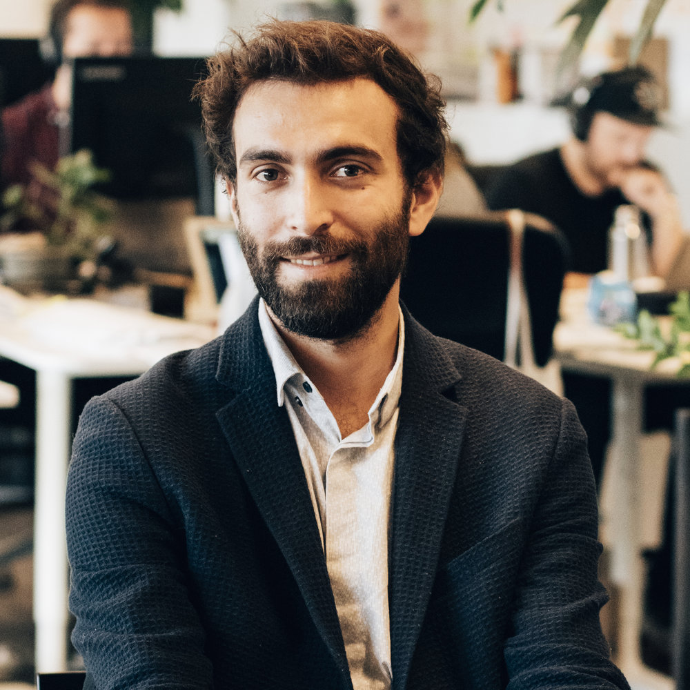 Mehdi Rejraji, CTO   Mehdi has a background in technical development and data security. Prior to co-founding Inex One, he co-founded the health-tech company Airinum.  Mehdi holds a dual degree from grandes écoles CentraleSupélec and ESCP Europe.