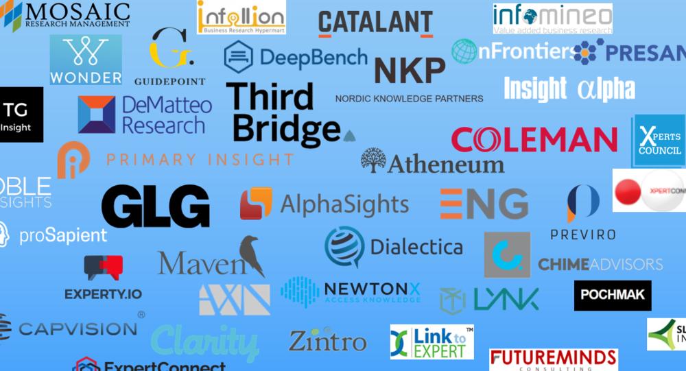 Expert Network list - Inex One
