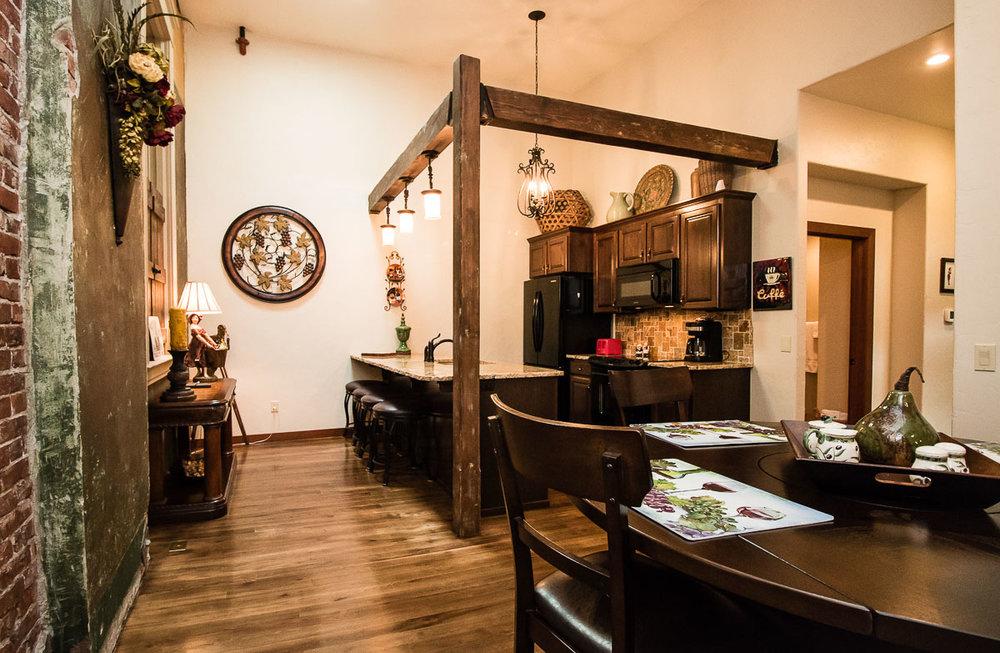 303 Cellar Suite -