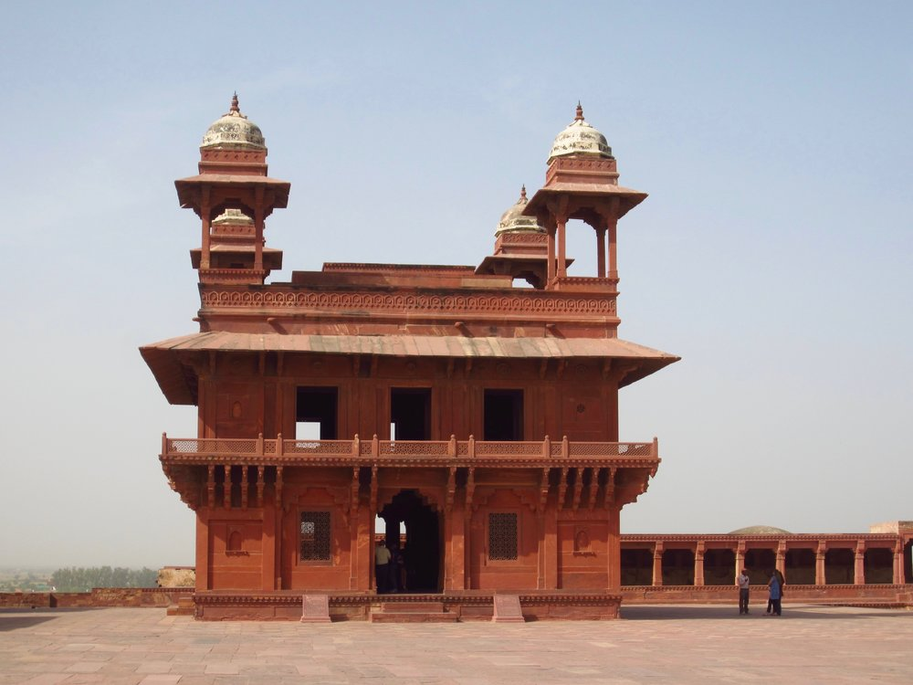 Red Fort near Agra