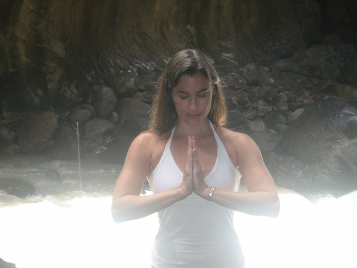 Sunny Dawn Ray - Sunny Dawn Ray began practicing yoga regularly in 2006 and has been teaching since 2008. After completing a 200 hour teacher training program, she became registered with Yoga Alliance and has thousands of hours of teaching experience. Sunny is constantly expanding her practice and continuing her education studying with inspiring teachers locally and nationally. Sunny strives to make all of her classes a positive and welcoming experience for students of all levels and is very happy to have so many opportunities to bring yoga to people all over Oklahoma.