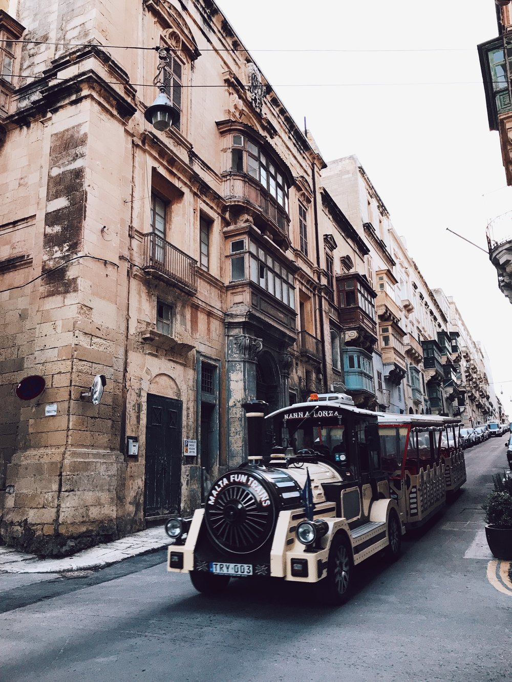 3. Valetta - The capital city and the liveliest one of the three. Seems like this was the place the whole island had been hiding all along.