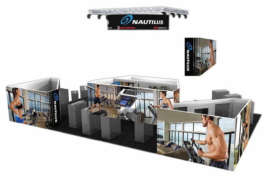 ISPO Munich 2016 | Nautilus Inc