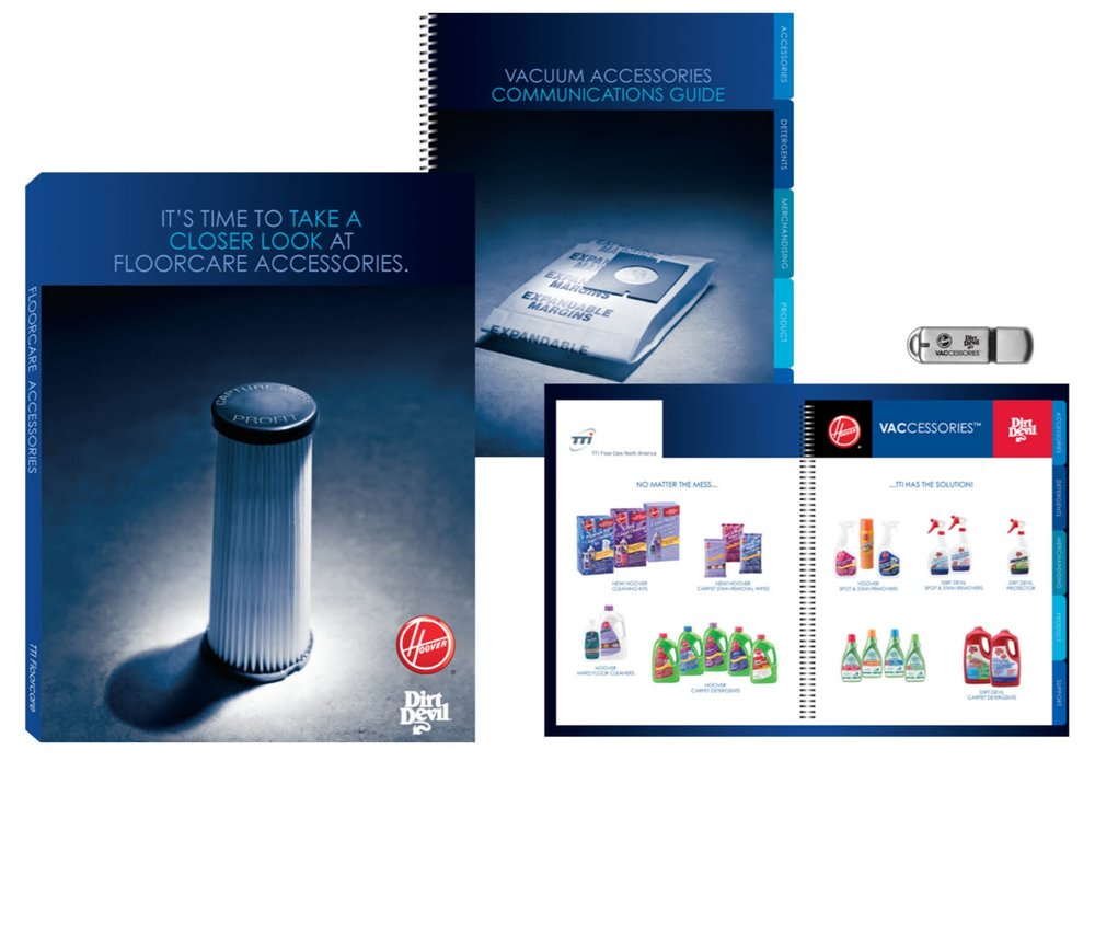 Floorcare Accessories | Hoover | Sell-In Kit