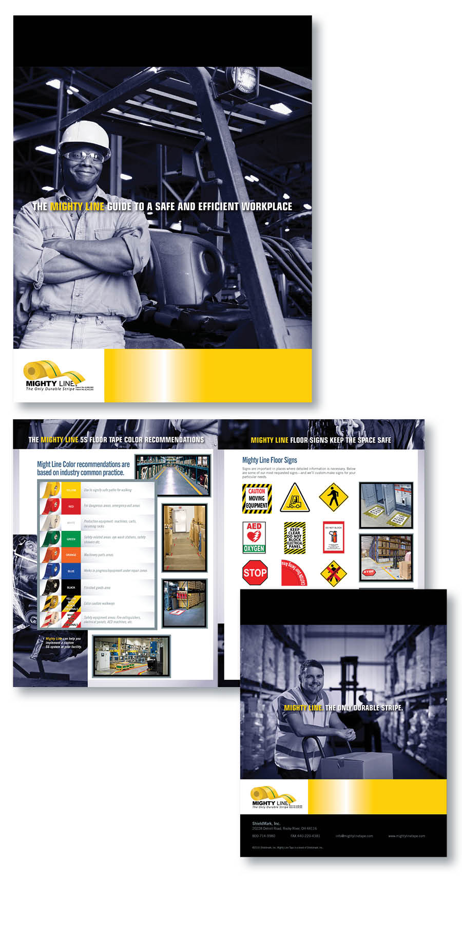 Mighty Line Marking Guide | Mighty Line | Brochure