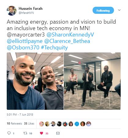 techquity tweet hussan.PNG