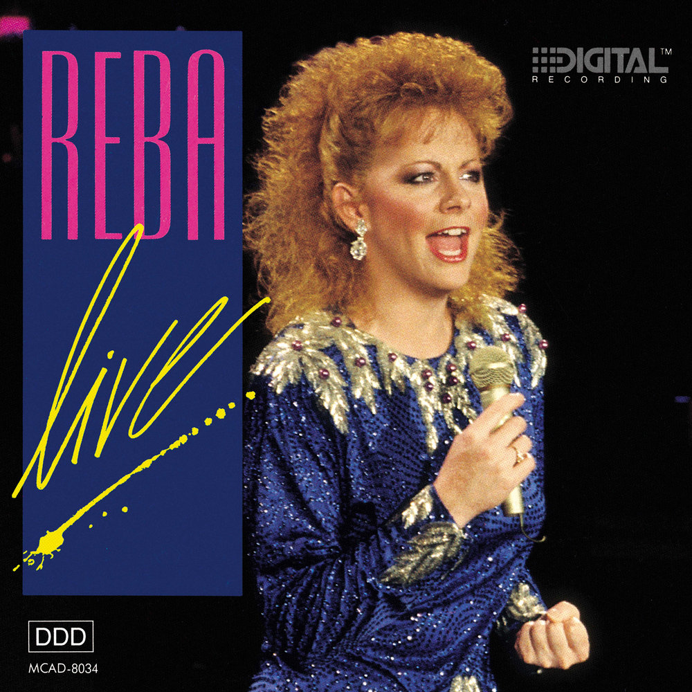 1989 - Reba Live.jpg