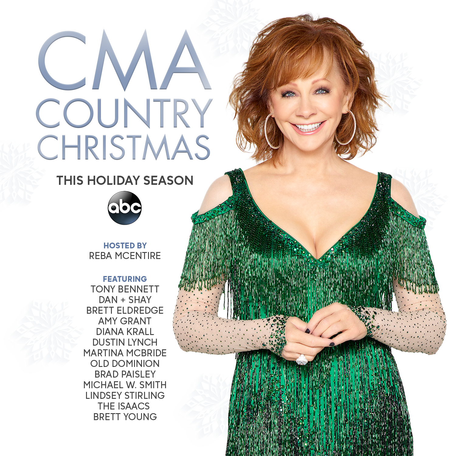 Cma Country Christmas 2019 Tickets REBA RETURNS TO CMA COUNTRY CHRISTMAS — Reba McEntire