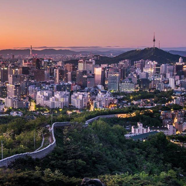 Weekend Seoul vibes