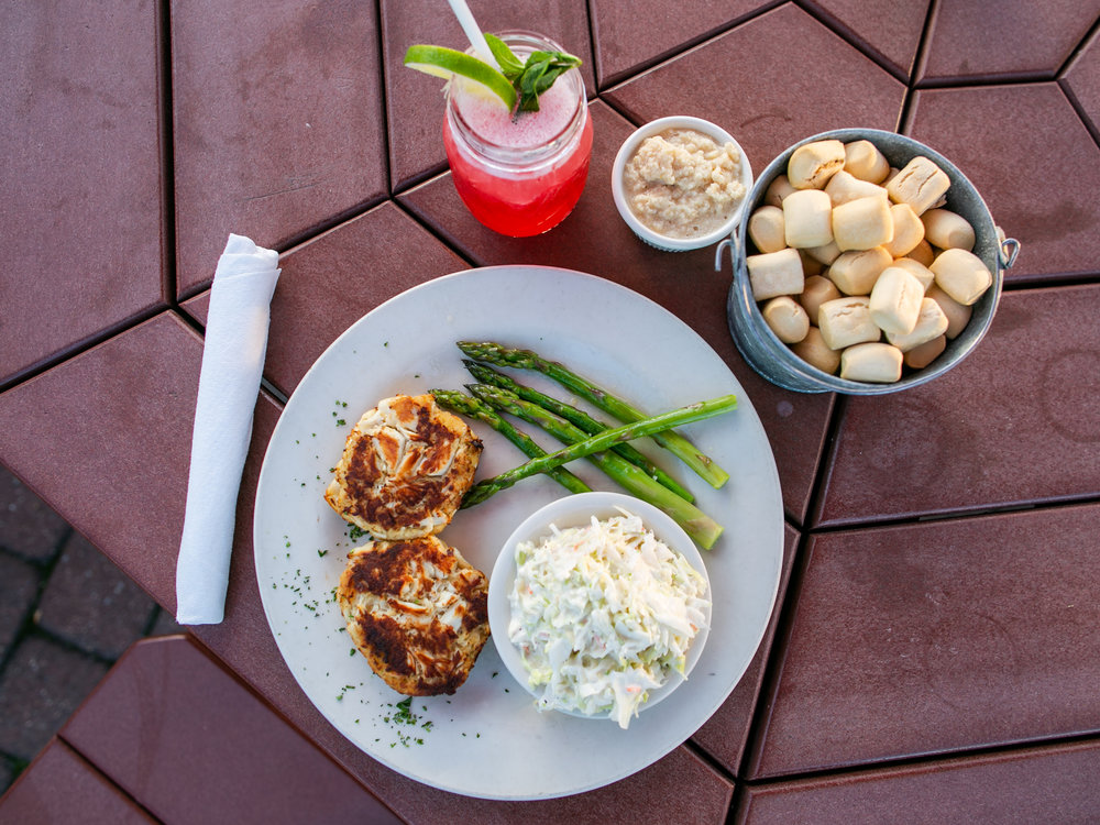 Crab Cakes for Christmas….