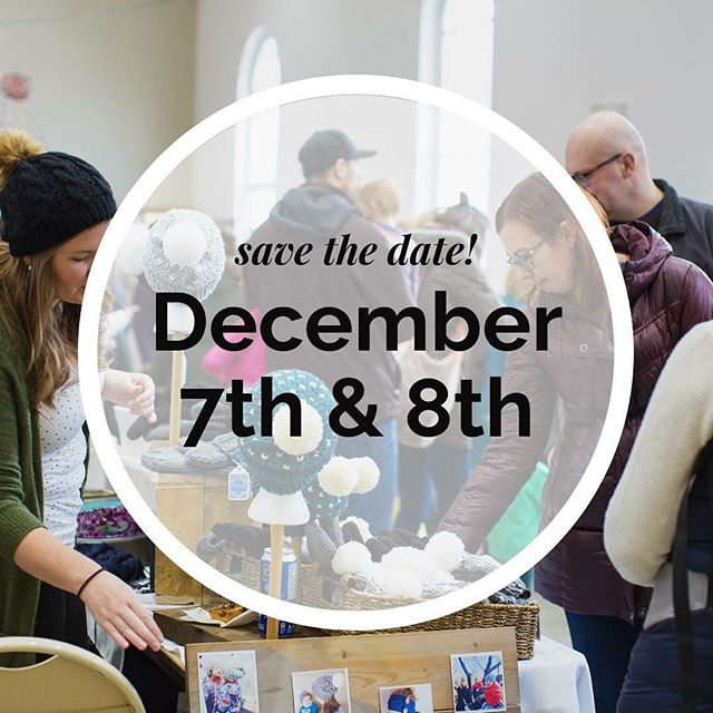 It's that time of year again woohooo!!! Flock and Gather's annual Winter Wonders Handmade market. Be there or be square 🤓 Madera will not be a vendor this year however as a member of the collective I'm still organizing and planning and will be there with bells on! • • #yxearts #flockandgather2018 #handmade #handmademarket #broadwayyxe