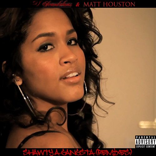 """""""Shawty A Gangsta"""" - featuring Red Café(2011) - The first single from the joint album of DJ Scandalous and famous French R&B singer, Matt Houston was released in April 12, 2011. Not only does it feature the original track with Bad Boy / Interscope Records artist Red Cafe, but also features three different remixes."""