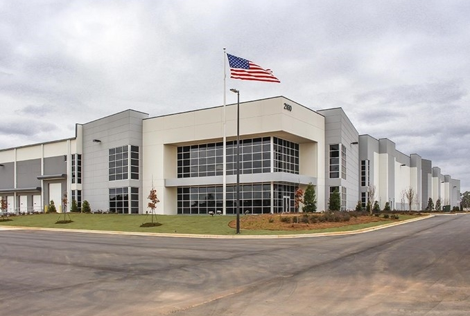 Gillem Logistics Center Development: Forest Park, GA