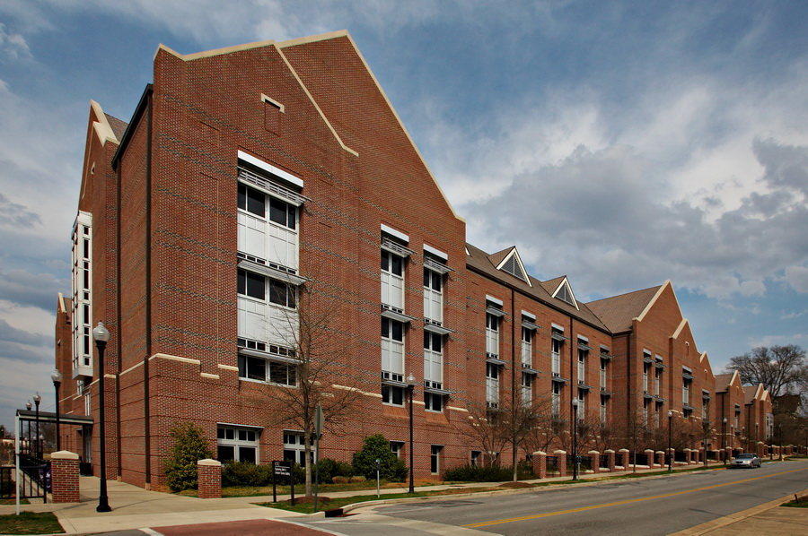 UT Chattanooga Engineering Building: TN