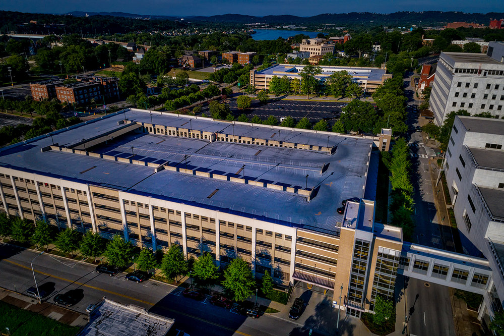 Unum Parking Deck: Chattanooga, TN