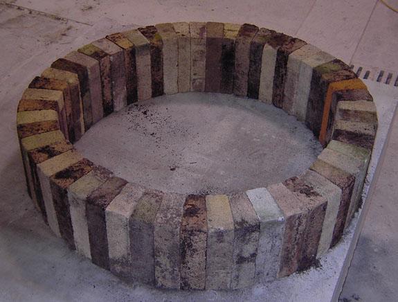 Firebrick Fire Pit