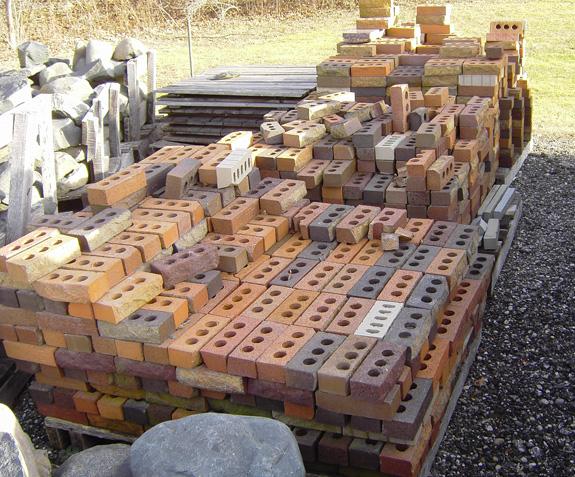 Iron Spot Brick