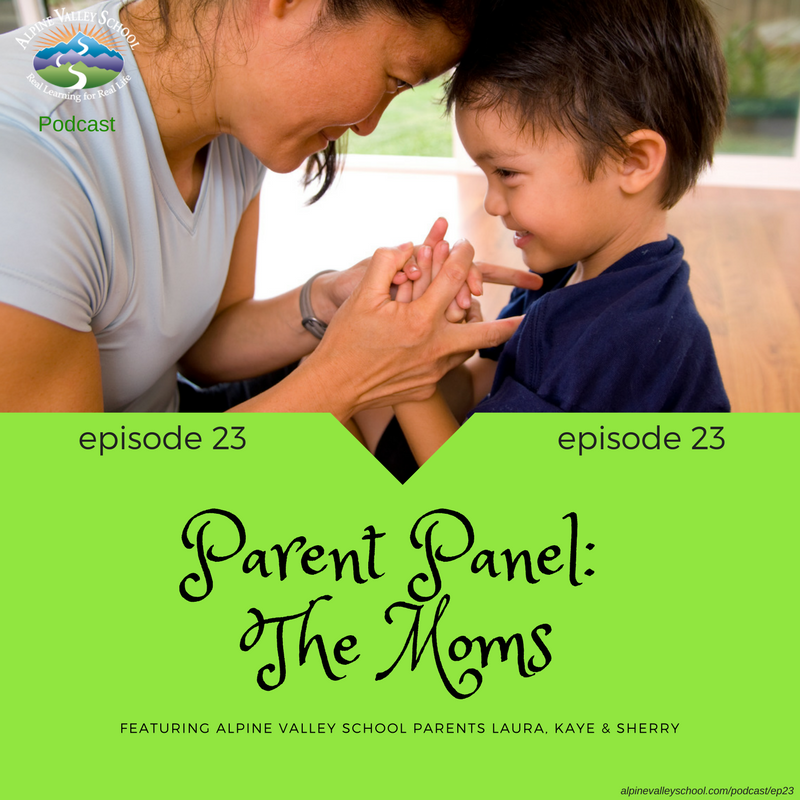 Parent Panel: The Moms