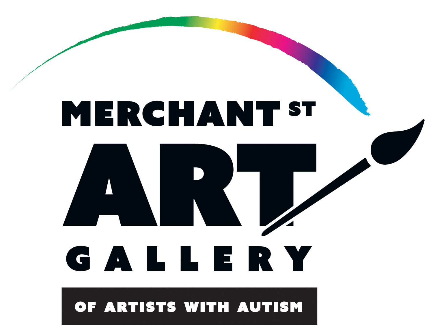 Merchant Street Art Gallery of Artists with Autism
