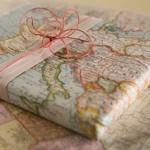 Map wraping