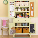 cabinet - pantry