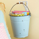 magaszine bucket