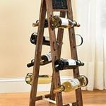 wine rack ladder150x200