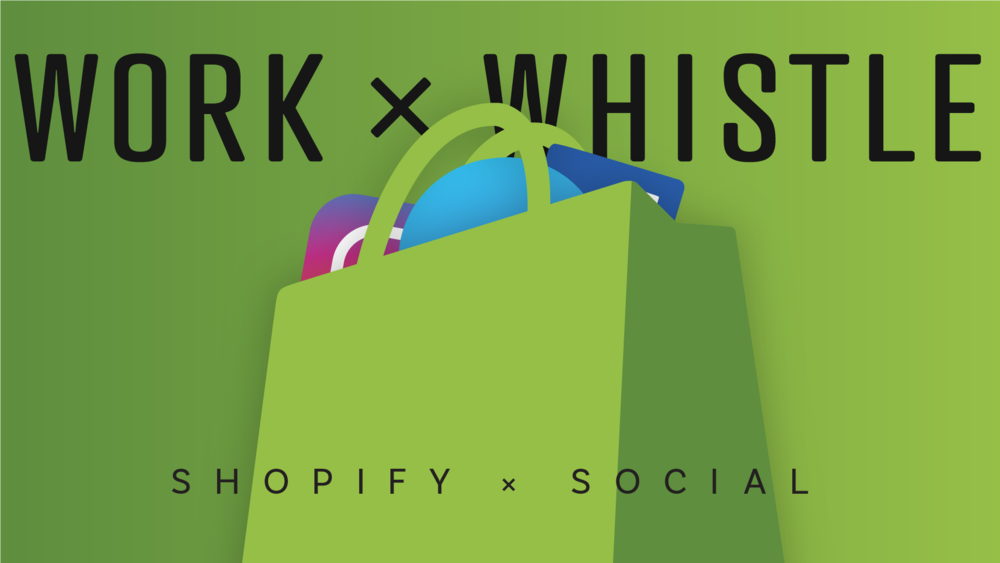 Cross-Channel Efficiency - We'll connect your Shopify store to Facebook and Instagram, so you can sell directly through each channel and help customers in real-time through Facebook Messenger.Shopify × Social Integrations →