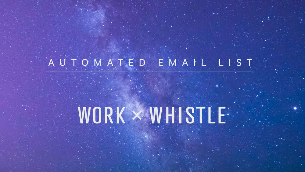 """Automated Outreach - We'll implement a simple, valuable email list with an automated """"drip"""" campaign that introduces your business and services after someone signs up.Automated Email List →"""